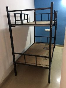 Steel Tubes Double Bunk Bed