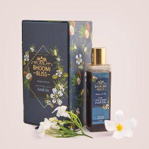 Bhoomi Bliss Root Strengthening Hair Oil