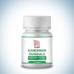 Kanchnar Guggulu Tablets