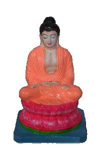 Buddha Clay Statue