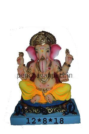 Clay Ganesh Statue 26