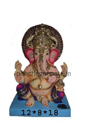 Clay Ganesh Statue 27
