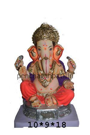 Clay Ganesh Statue 29
