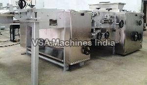 Biscuit making Soft Dough Forming Machine 04
