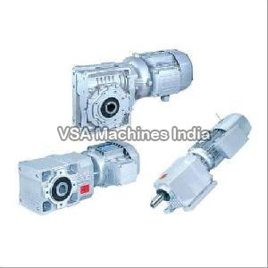 Biscuit Plant Geared Motors
