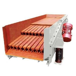 Grizzly Vibrating Feeder