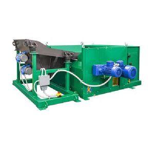 Magnetic Electrostatic Separator
