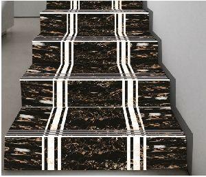 4 Ft Double Colour Step Riser Tile 12
