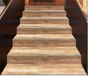 4 Ft Wooden Step Riser Tiles 11