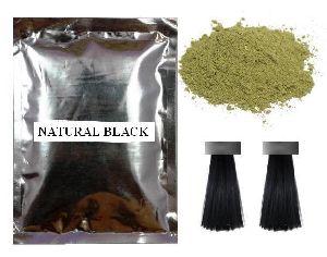 Black Natural Hair Color