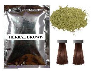 Brown Natural Hair Color