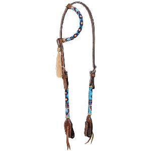 Beaded One Ear Headstall