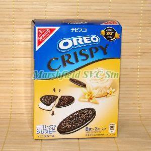 Oreo Crispy Cookies