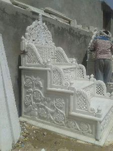 Marble Masjid Mimbar