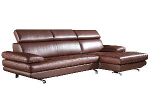 LSLS-019 L Shape Leatherite Sofa