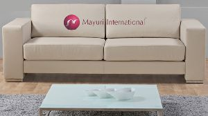 OS2S-N-07 Two Seater Commercial Sofa