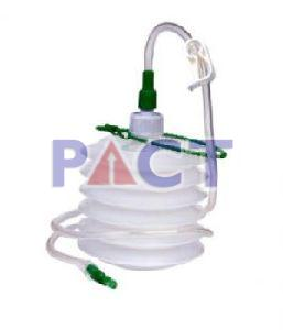 Close Wound Drainage Unit