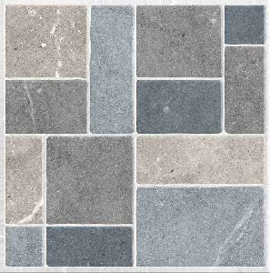 600x600 Glazed Vitrified Matt Series Tiles