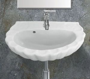 Crowny Wall Mounted Wash Basin