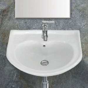 Prime Wall Mounted Wash Basin
