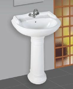 Royal Pedestal Wash Basin
