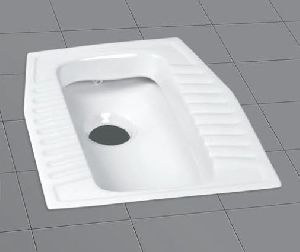 Squatting Toilet Pan