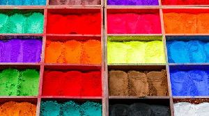 Cyanuric Chloride Based Hot Reactive Dyes