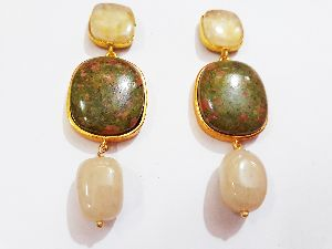 JR-ER0051 Gemstone Earrings