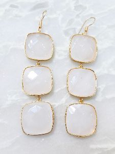 JR-ER0053 Gemstone Earrings
