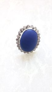 JR-R004 Gemstone Ring