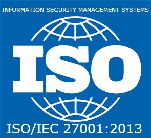 ISO IEC 27001-2013 Certification