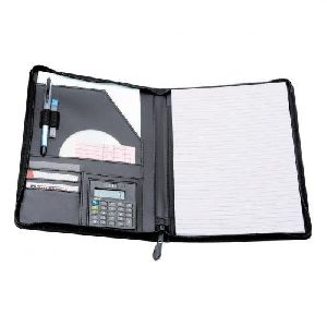 Executive Folder with Calculator