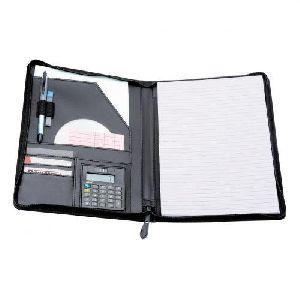 Executive Folder with Calculator