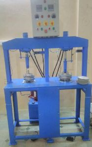 Hydraulic Digital Double Die plate making machine