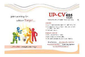 UP-CV 625 Tablets