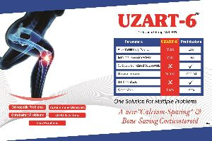 Uzart-6mg Tablets