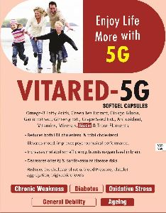 Vitared 5g Softgel Capsules