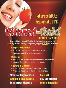 Vitared Gold Softgel Capsules