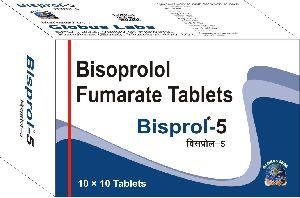 Bisoprolol 5 mg