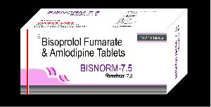 Bisoprolol 7.5  mg