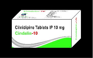 CILNIDIPINE 10 mg Tab