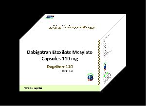 Dabigatran Etexilate Mesylate Capsules