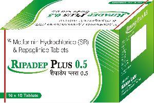 Ripadep Plus 0.5 Tablets