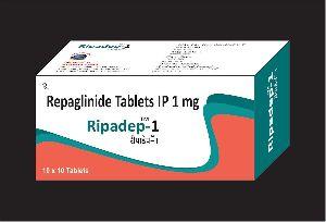 Ripadep Plus 1 Tablets