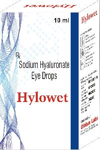 Sodium Hyaluronate Eye Drop