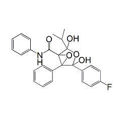 Atorvastatin Epoxy Tetrahydrofuran Analog