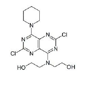 Dipyridamole Dichloro Dihydroxyethyl Impurity