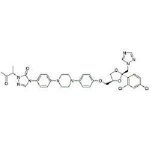 Itraconazole 2-Oxo Metabolite