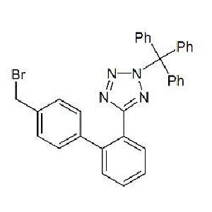 Losartan Bromo N2-Trityl Impurity
