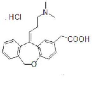 Olopatadine Hydrochloride